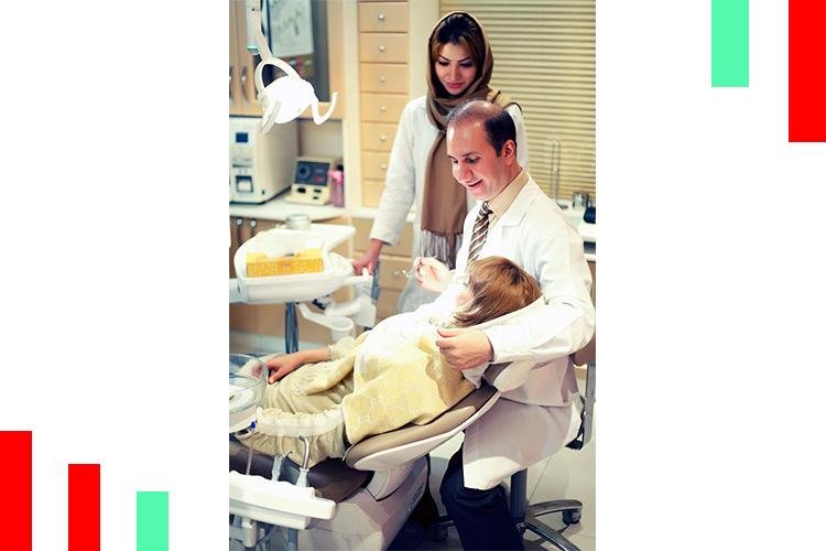 درد ایمپلنت دندان حین جراحی
