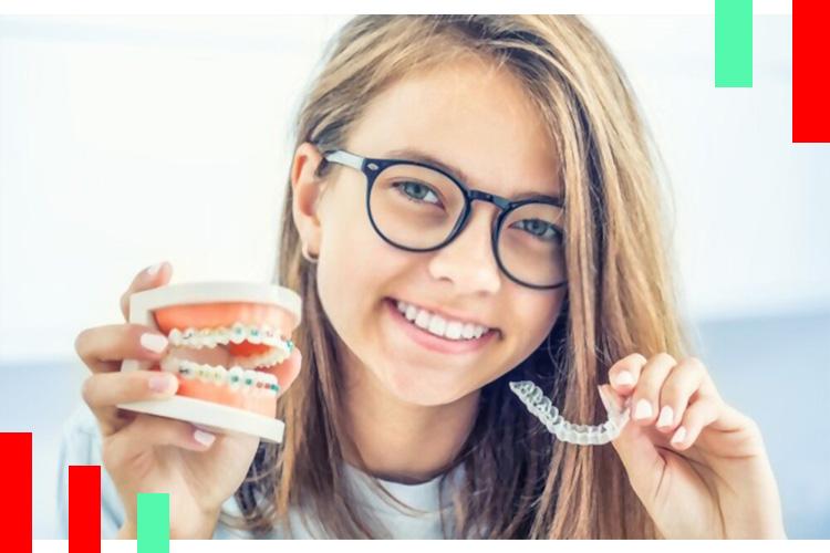 سن ارتودنسی دندان