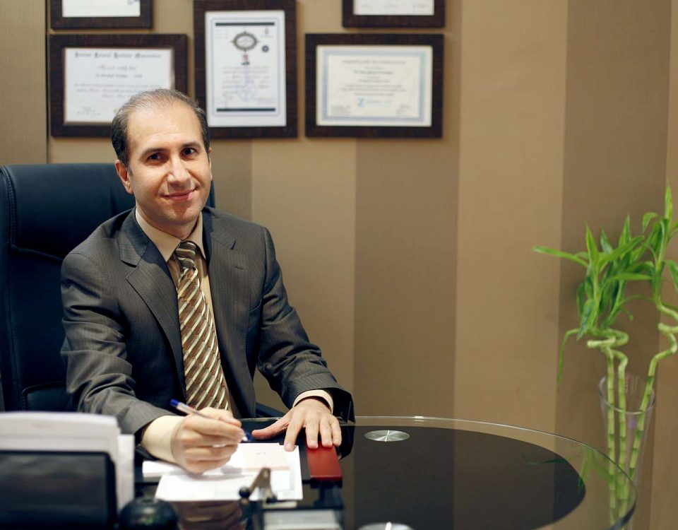 متخصص ارتودنسی دندان